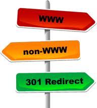 Добавление или удаление www в адресе сайта