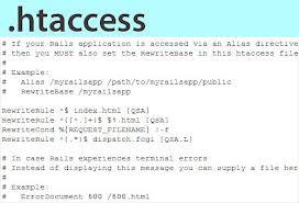 Варианты редиректа с помощью  .htaccess