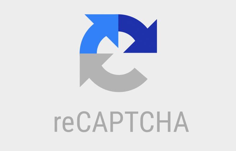 Плагин reCAPTCHA
