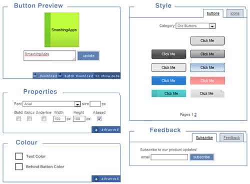 Веб-сервисы позволяющих создать кнопку online