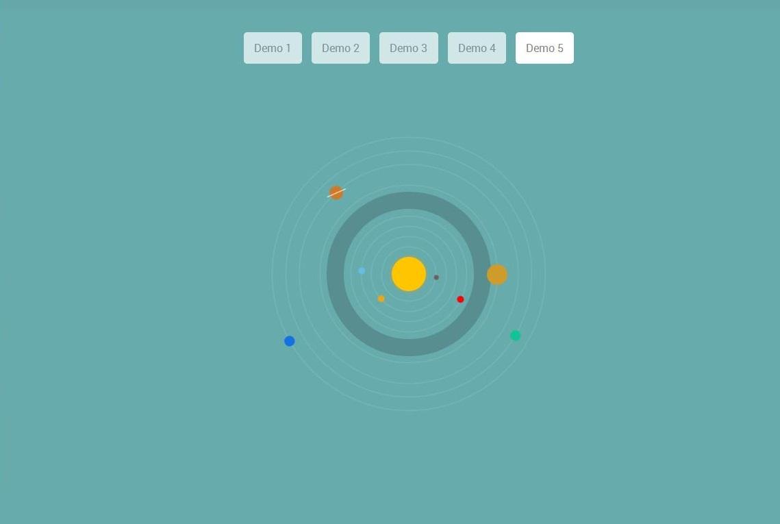 Замена лоадера GIF на анимацию CSS